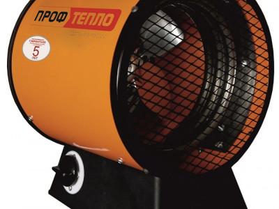 Электрический тепловентилятор ТТ-3